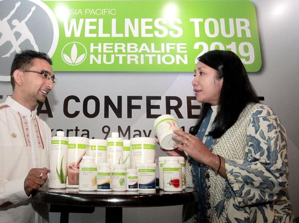 Serunya Seminar Kesehatan Soal Sarapan Sehat