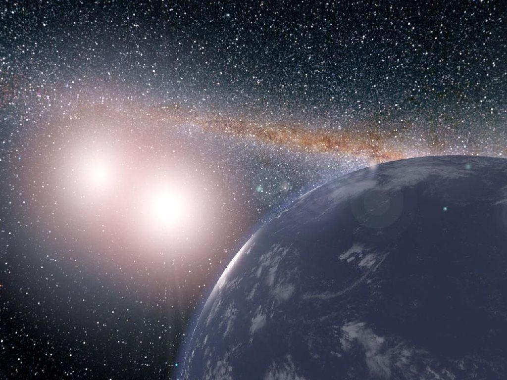 Wow! Sejumlah Exoplanet Punya Laut Sedalam Ribuan Kilometer