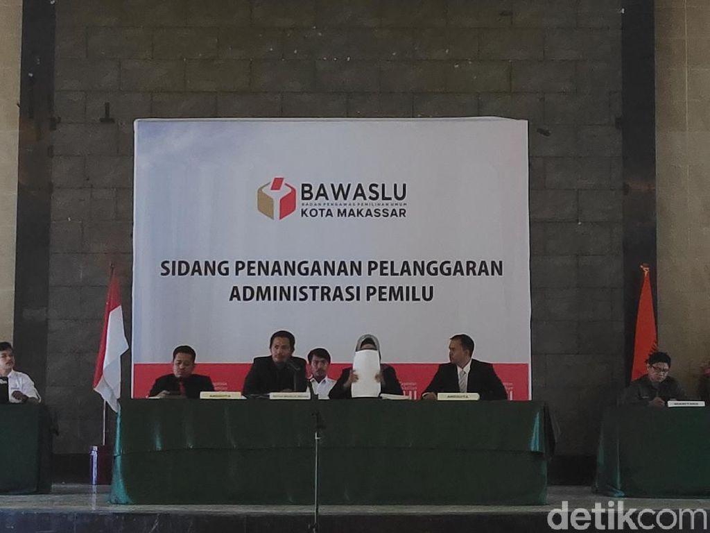108 Anggota KPPS Makassar Disidang soal Administrasi Pemilu