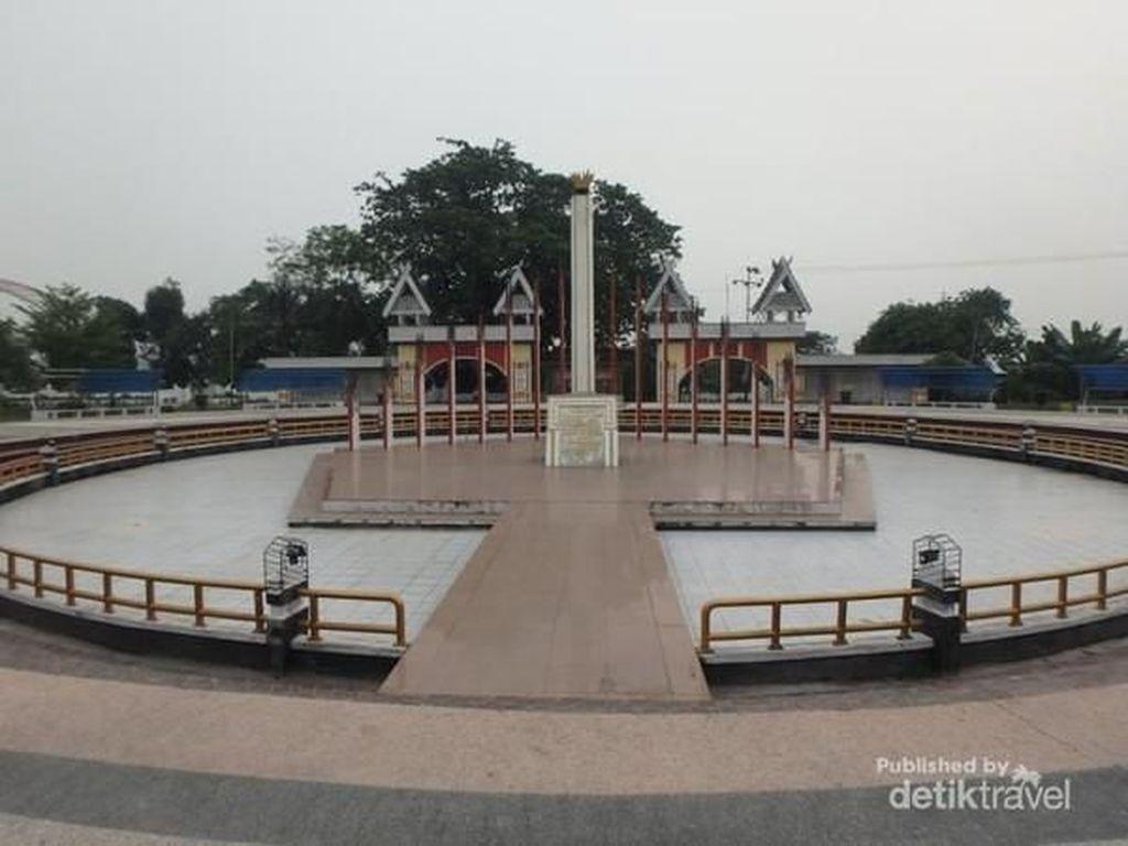 Mengenal Tugu Soekarno yang Didatangi Jokowi di Palangkaraya