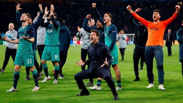 Tottenham Hotspur akan menantang Liverpool di final Liga Champions. (Foto: Reuters)