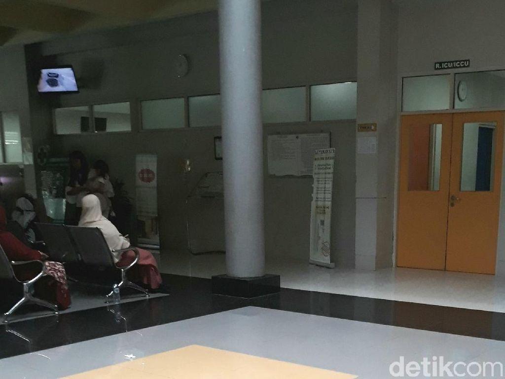 Dikeroyok Massa Tawuran, Kasatreskrim Wonogiri Dirawat di Ruang ICU