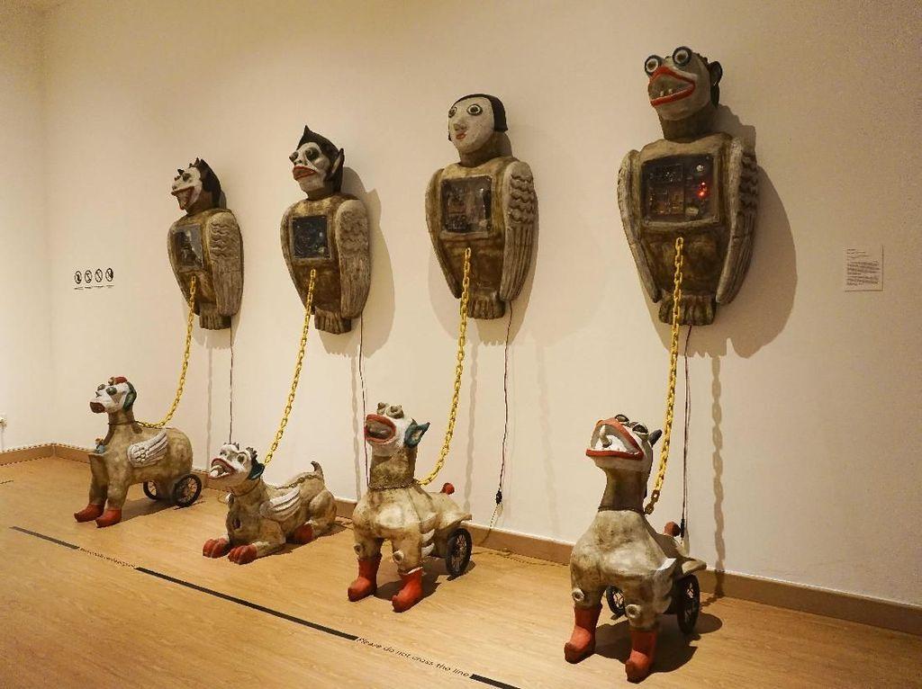 Mau ke Mana di Bulan Puasa? Galeri Nasional Indonesia Kembali Buka Pameran