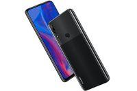 Huawei P Smart Z dalam balutan warna hitam.