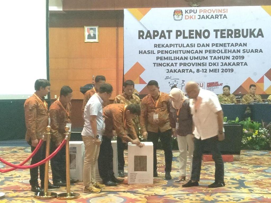Rekapitulasi DKI Jakarta: Jokowi Ungguli Prabowo di Kepulauan Seribu