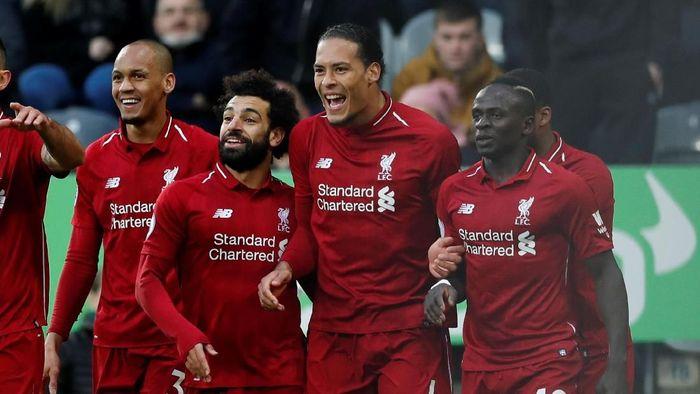 Liverpool dinilai favorit di hadapan Tottenham Hotspur pada final Liga Champions. (Foto: Reuters/Lee Smith)