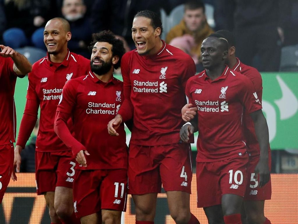 Liverpool Sudah Tampil Maksimal, Tak Bisa Dituntut Lebih Lagi