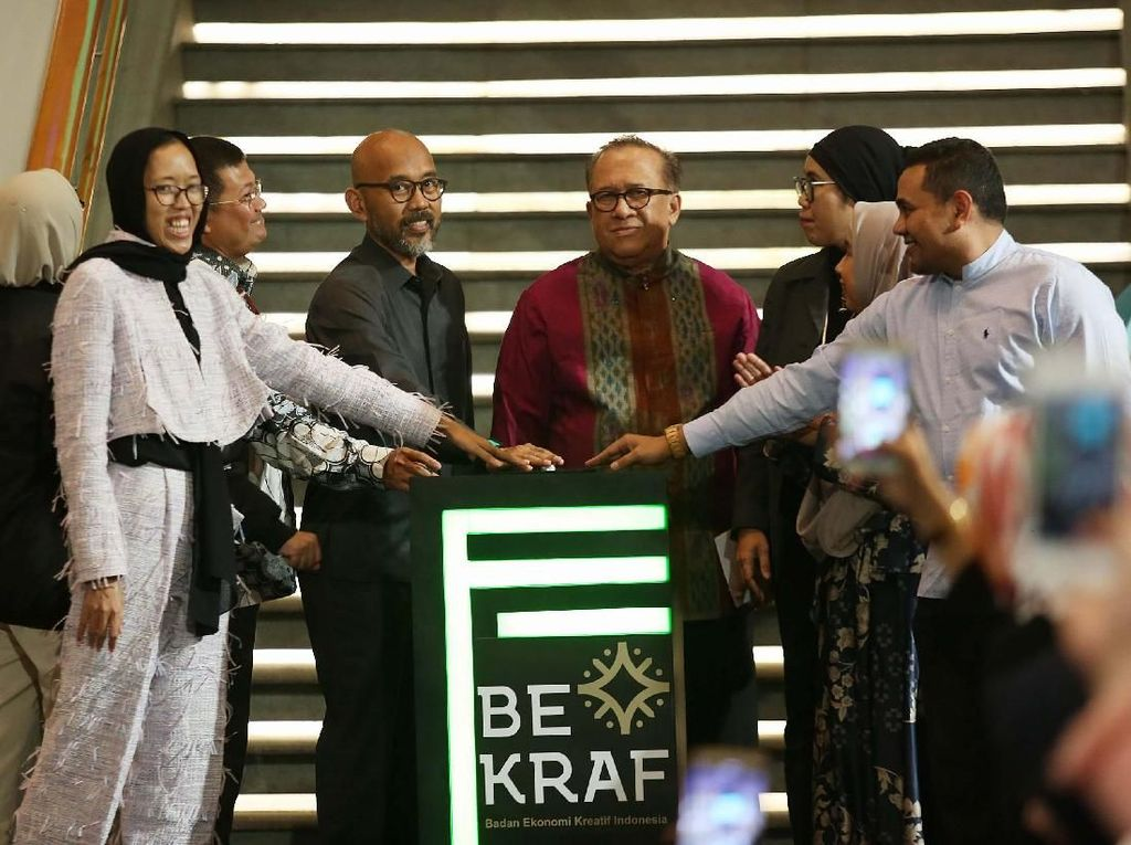 Bekraf Maksimalkan Potensi Indonesia Jadi Kiblat Modest Fashion Dunia