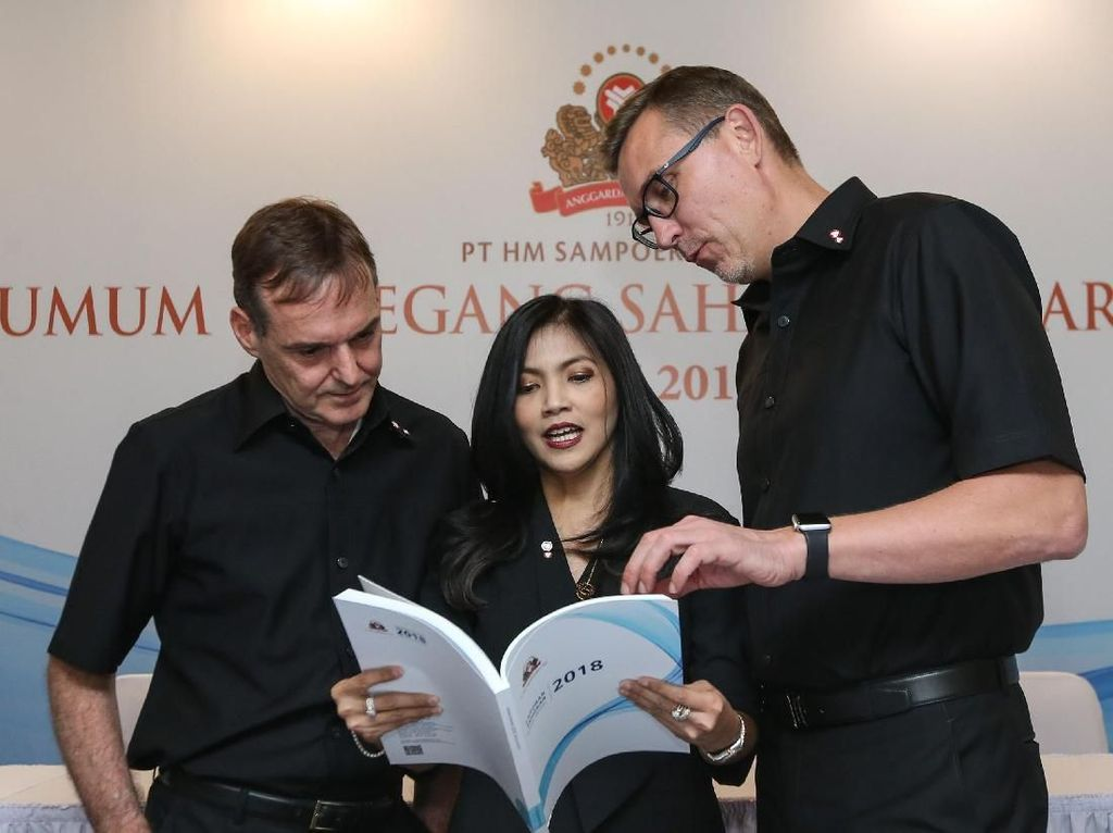 Kinerja Keuangan Positif, HM Sampoerna Bagi-bagi Deviden