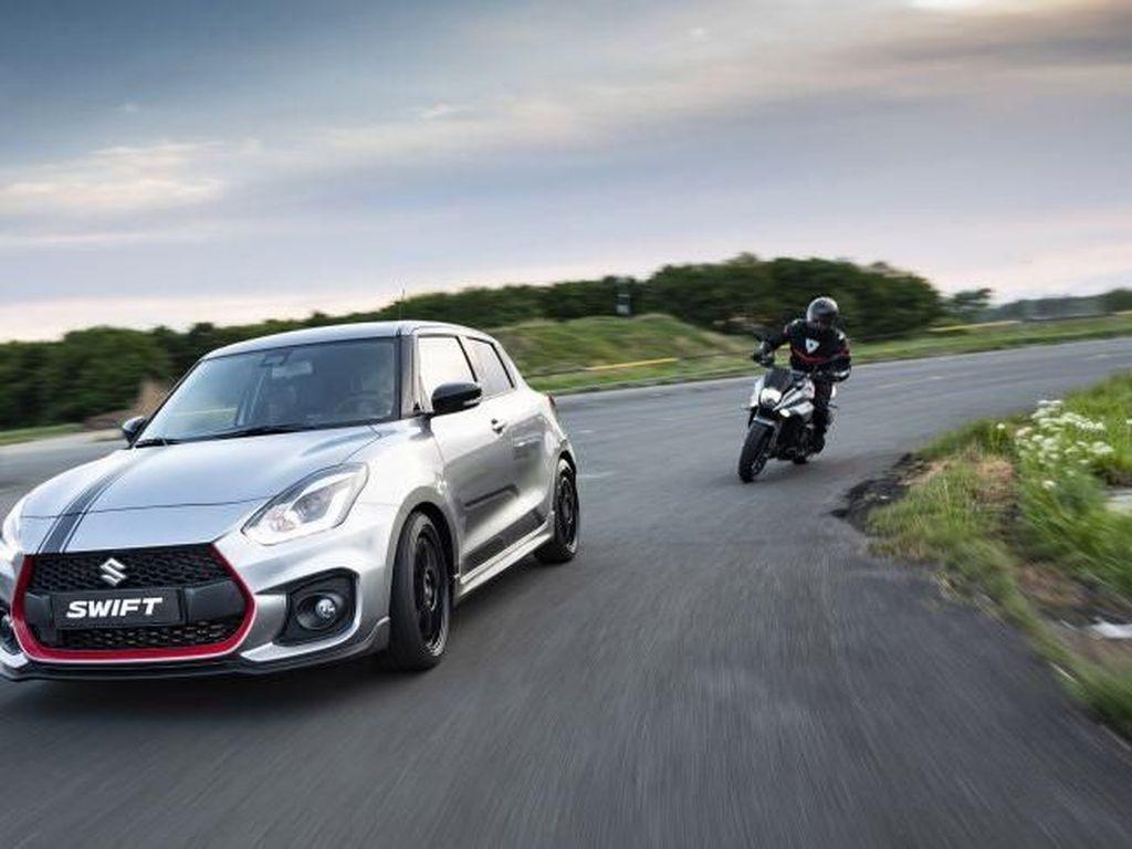 Suzuki Swift Sport Katana, Lebih Keren Diproduksi Sedikit