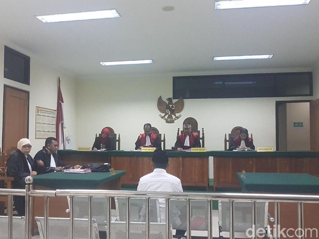 Caleg PKB yang Deklarasi Jokowi di Musala Dituntut Hukuman Percobaan