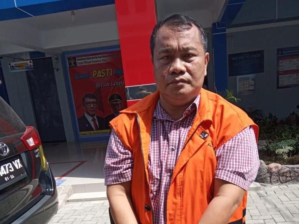 KPK Eksekusi 1 Terpidana Suap DPRD Sumut ke Lapas Tanjung Gusta