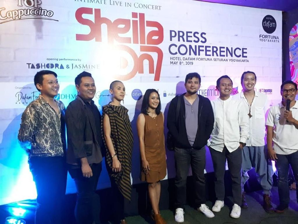 Sudah Tahu detikHOT Give Away Tiket Konser Sheila On 7 di Jakarta?