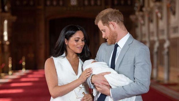 Gaya Parenting Harry dan Meghan/
