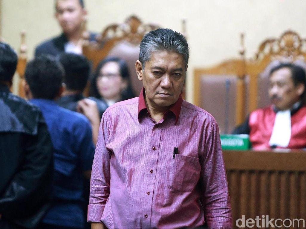 Sidang Lanjutan Kasus Dagang Perkara Hakim PN Jaksel