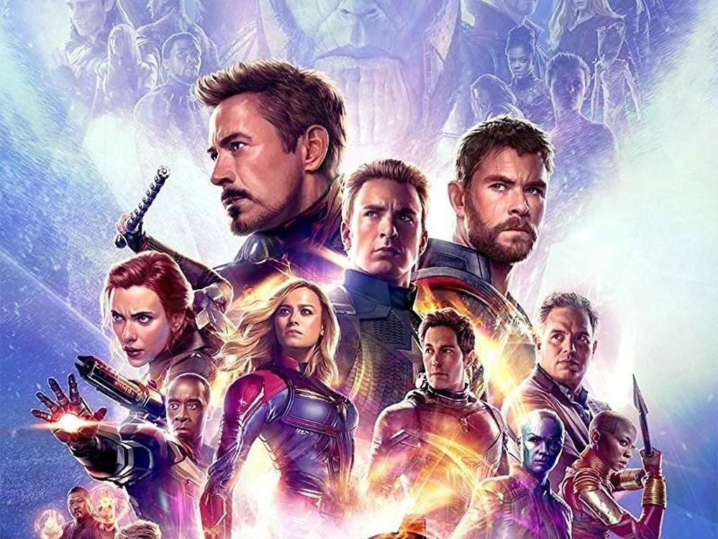 Credit Scene Avengers: Endgame Banyak Dibahas Netizen