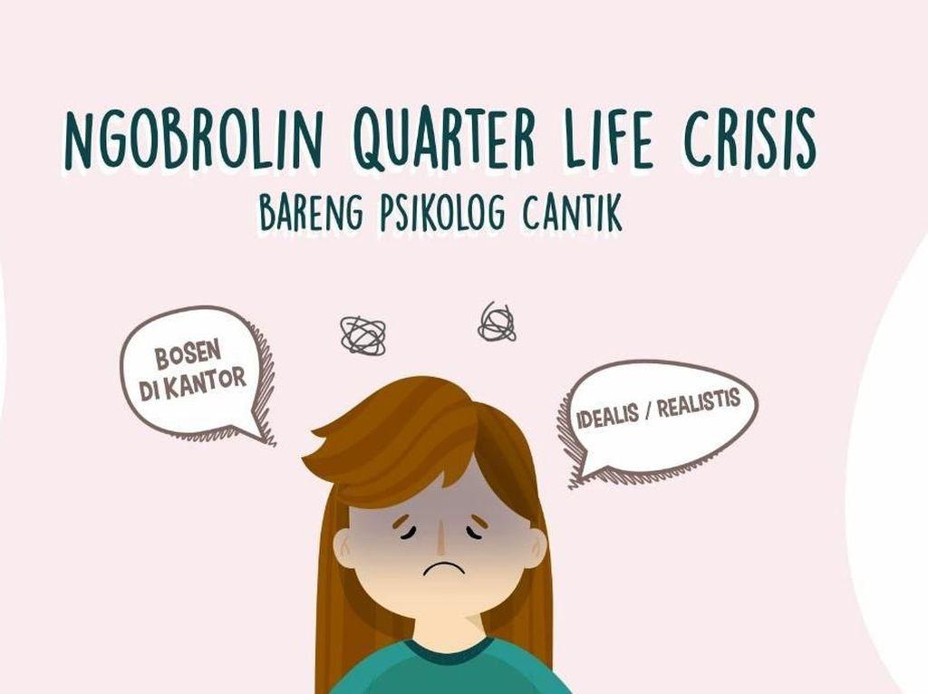 Yakin Ingin Resign? Mungkin Kamu Terkena Quarter Life Crisis