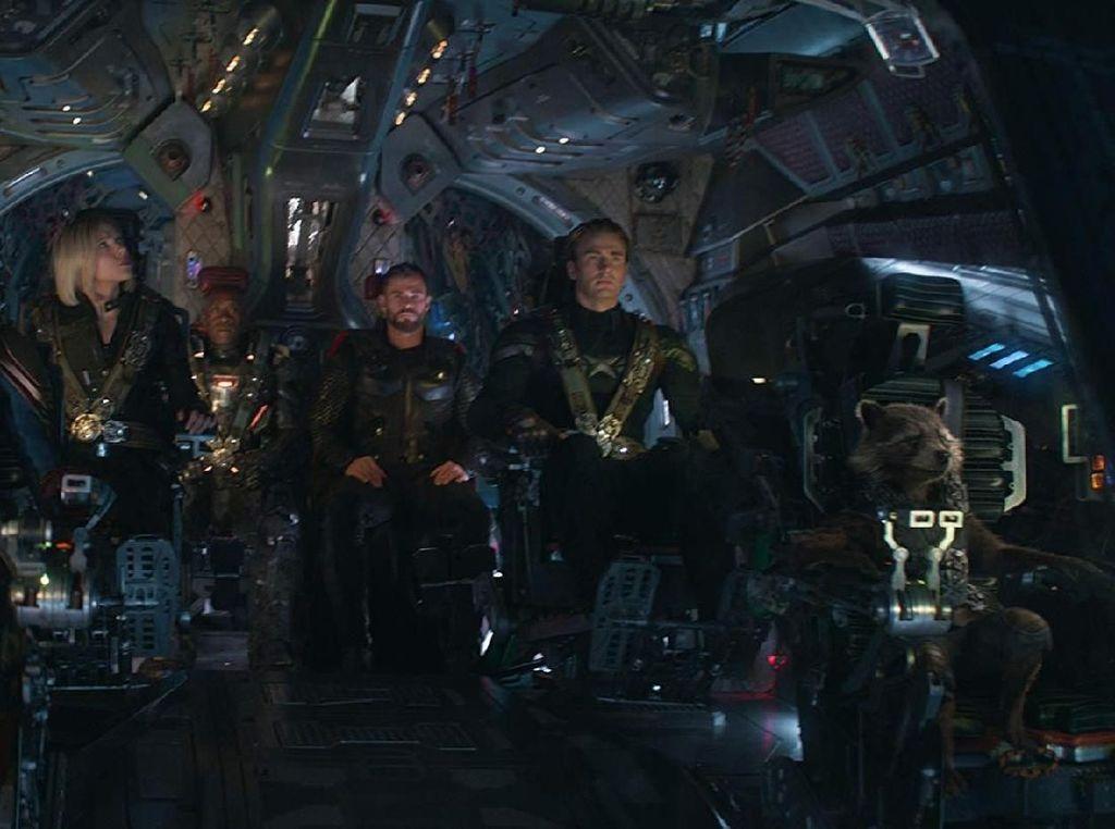 Teori yang Menginspirasi Perjalanan Waktu di Avengers: Endgame