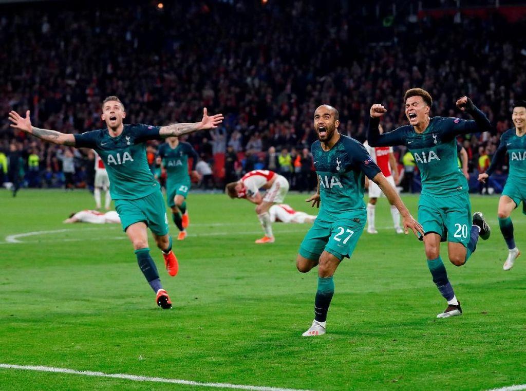 Starting XI Terbaik Semifinal Liga Champions