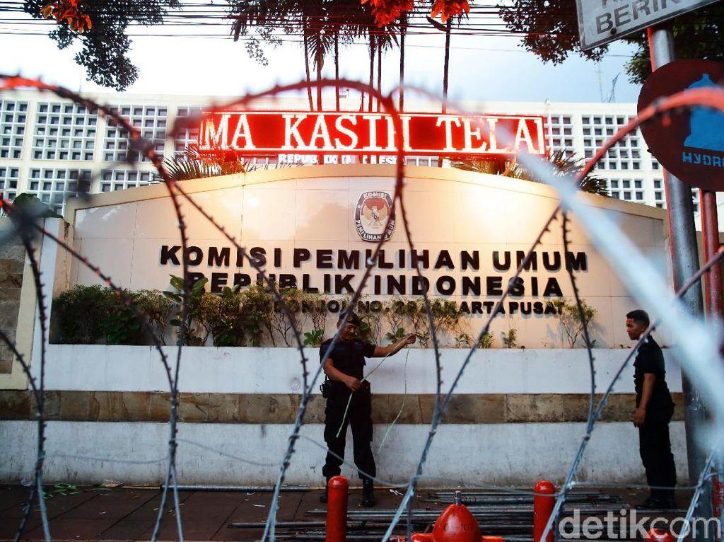 AS Keluarkan Peringatan Keamanan, Istana Tegaskan 22 Mei Aman