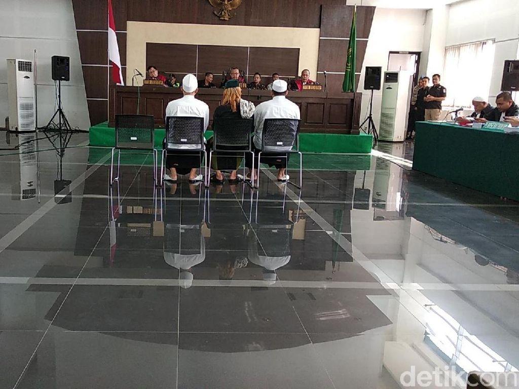 Video: Saat Hakim Minta Habib Bahar Tak Ceramah di Persidangan
