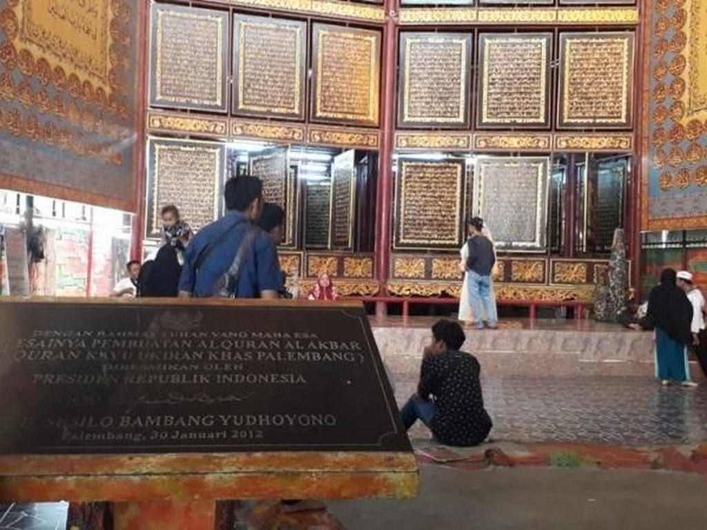 15 Tempat Wisata di Palembang untuk Mudik Lebaran