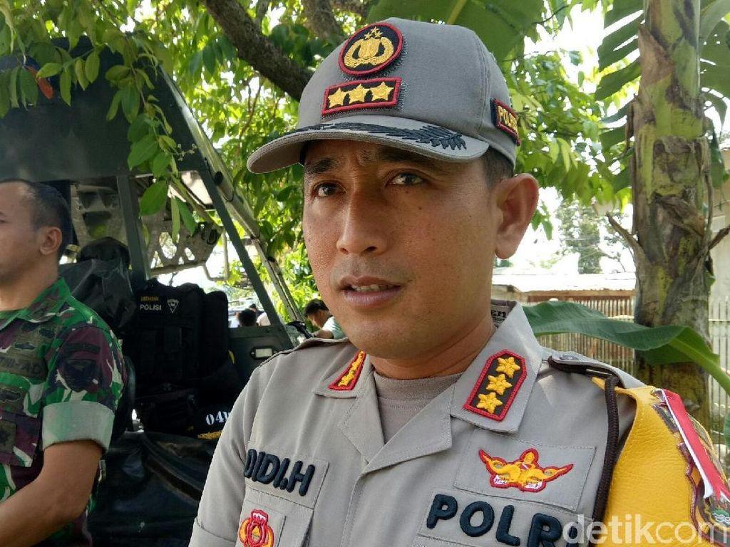 15 Tahanan Kabur dari Polresta Palembang Ditangkap, 15 Masih Buron