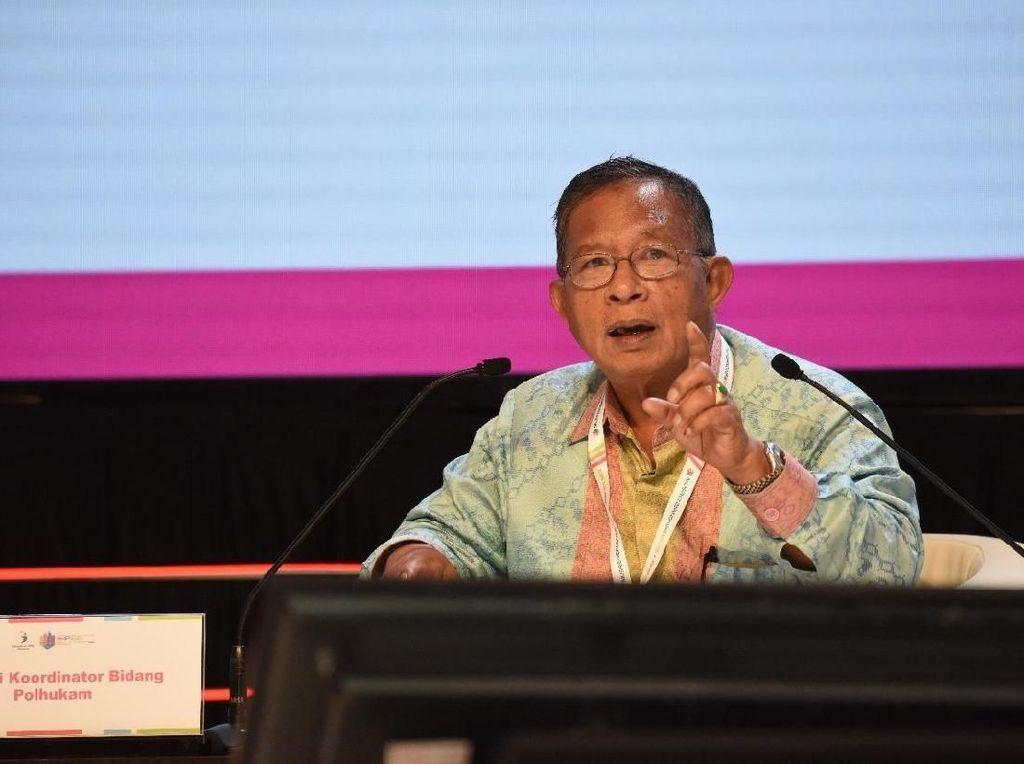 Darmin Pamer Ekonomi RI Lebih Baik Dibanding China dan Singapura