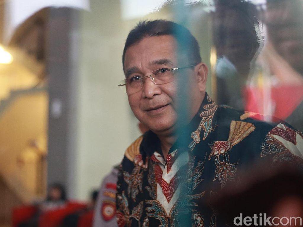 Wali Kota Tasikmalaya Jalani Pemeriksaan sebagai Tersangka