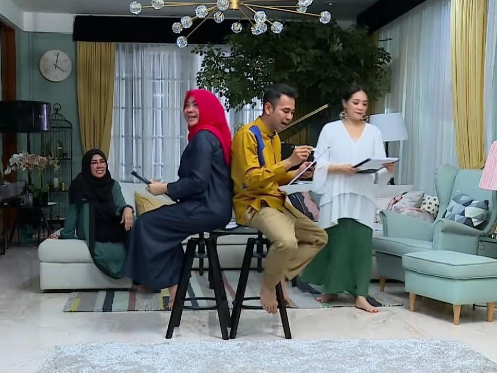 Waduh! Raffi Ahmad Minta Izin ke Mama Amy Buat Nikah Lagi