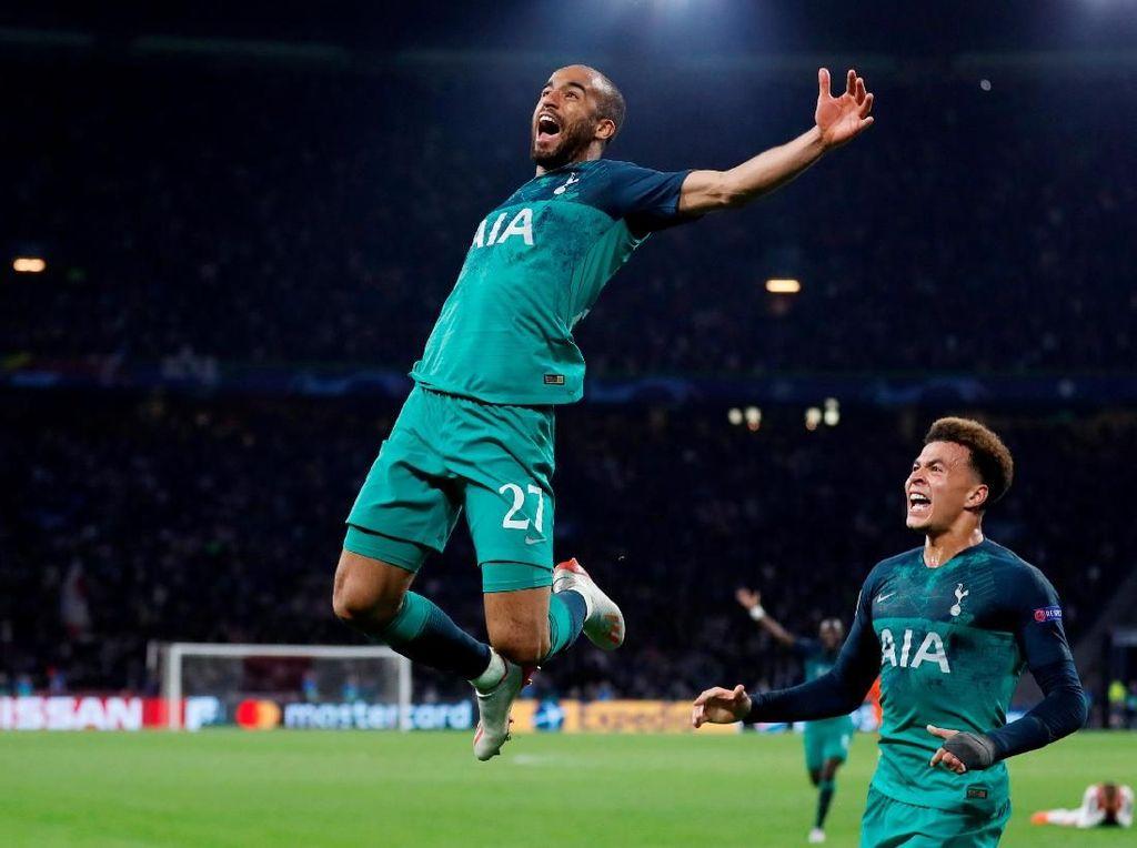 Syukurlah, Tottenham Hotspur Punya Lucas Moura