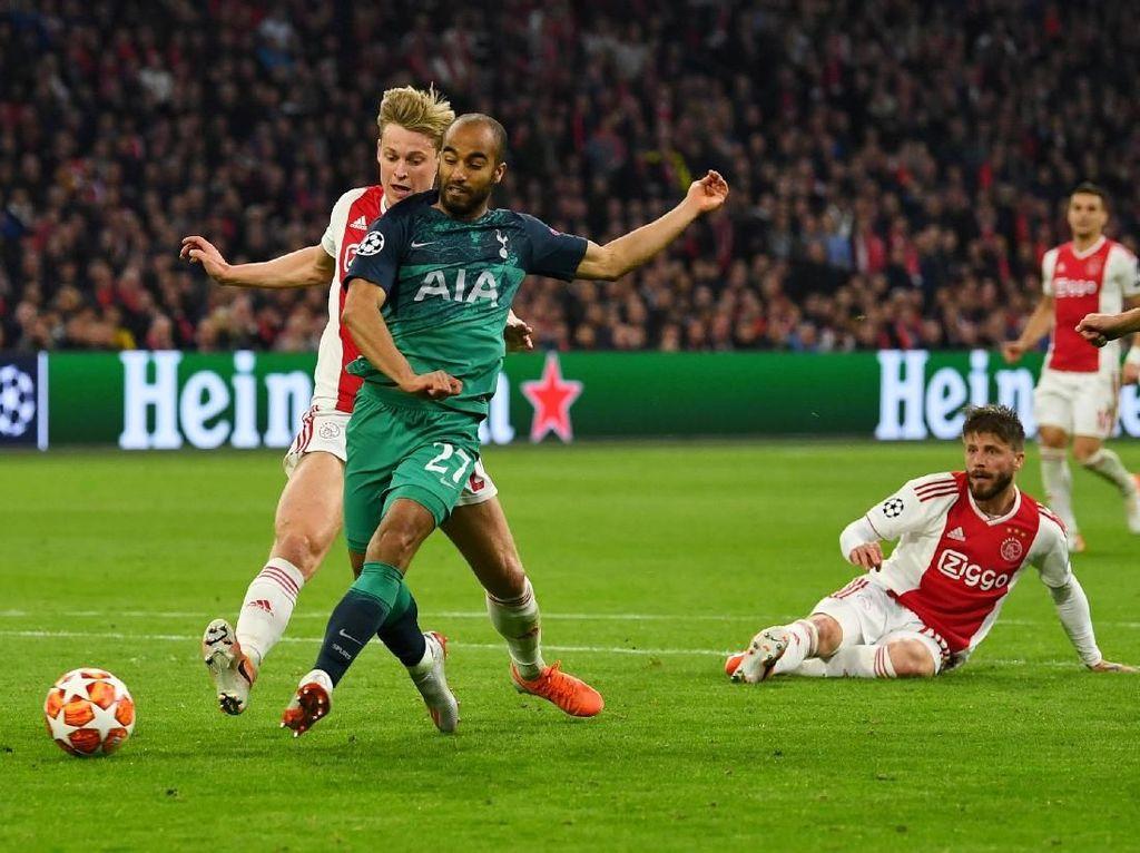 Hasil Ajax vs Tottenham: The Lilywhites Lolos ke Final Liga Champions