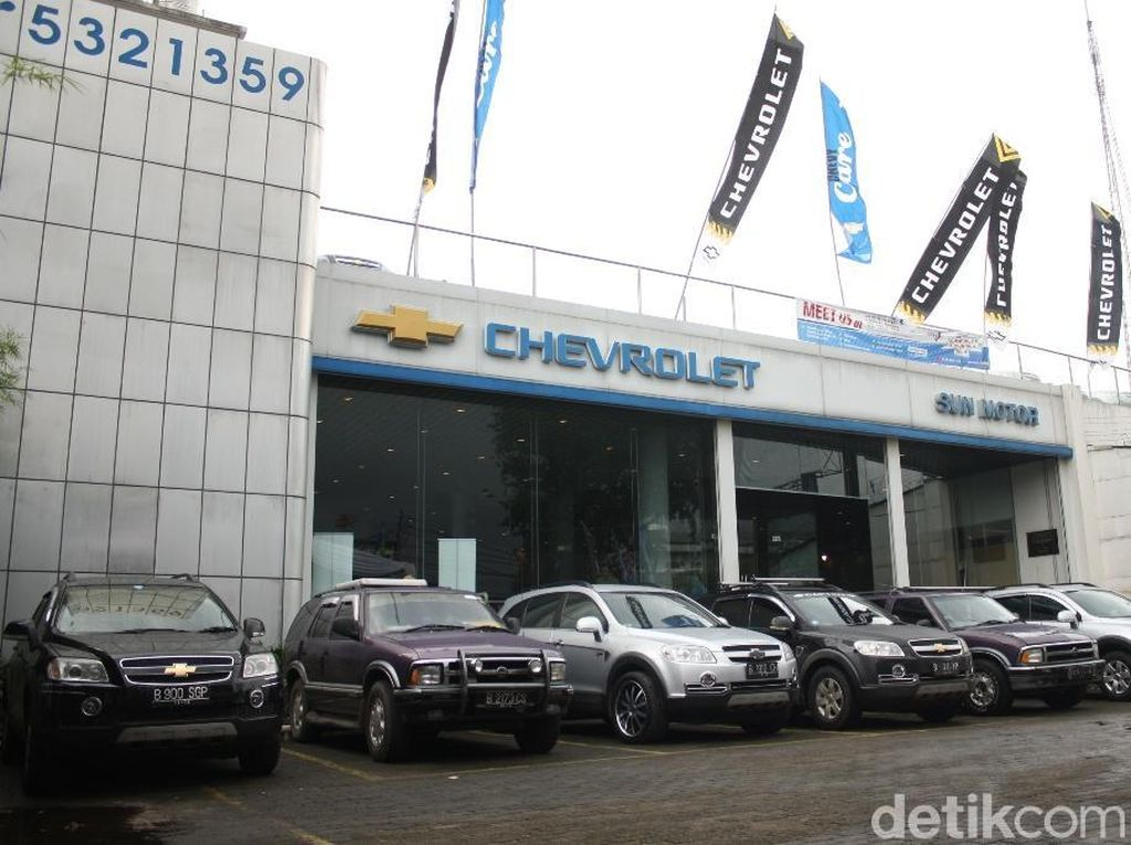 Janji GM untuk Pengguna Chevrolet di Indonesia