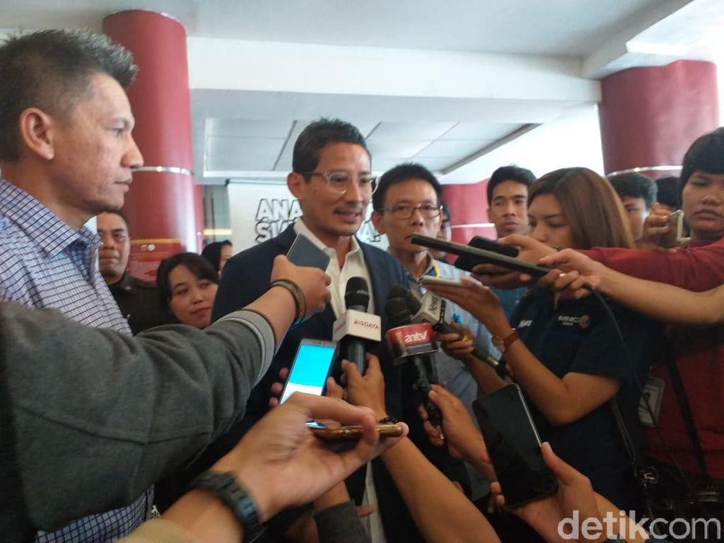 Soal Target Ekonomi Tumbuh 5,3%, Sandiaga: Very Difficult!
