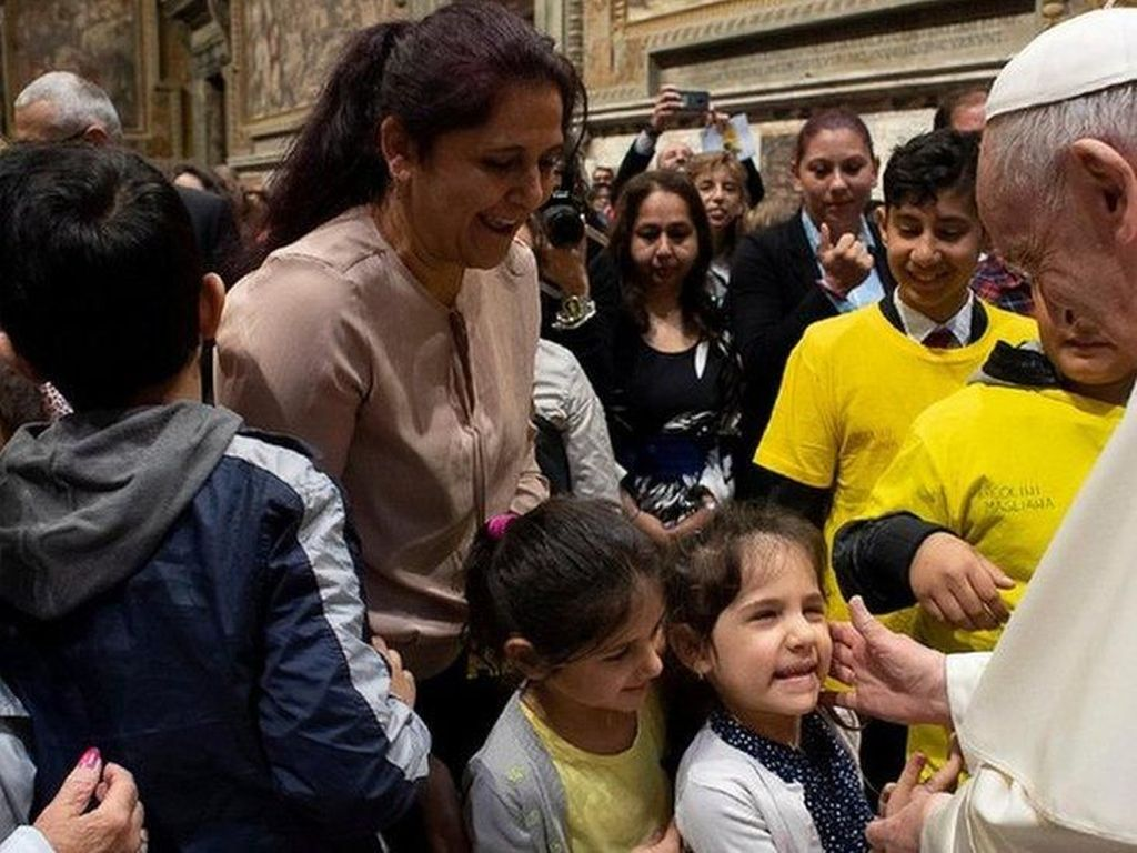 Paus Perintahkan Rohaniwan Laporkan Pelecehan Seks, Indonesia Belum Ada Kasus