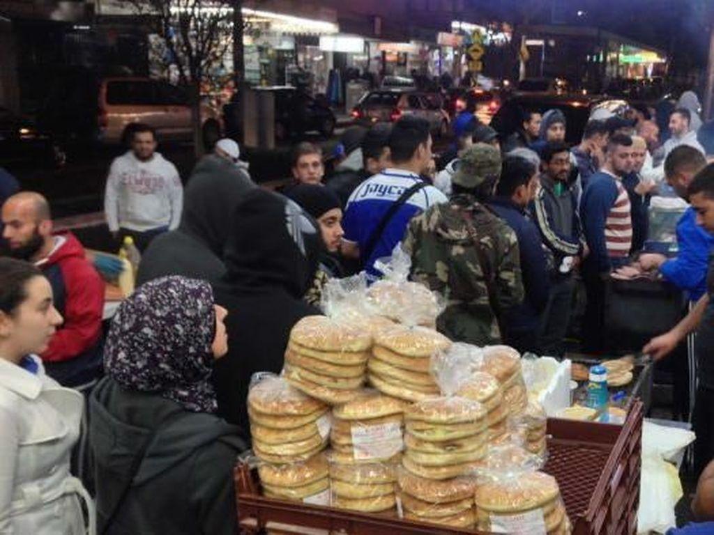 Pasar Ramadhan Sumbang Rp 50 M pada Perekonomian Lokal di Sydney