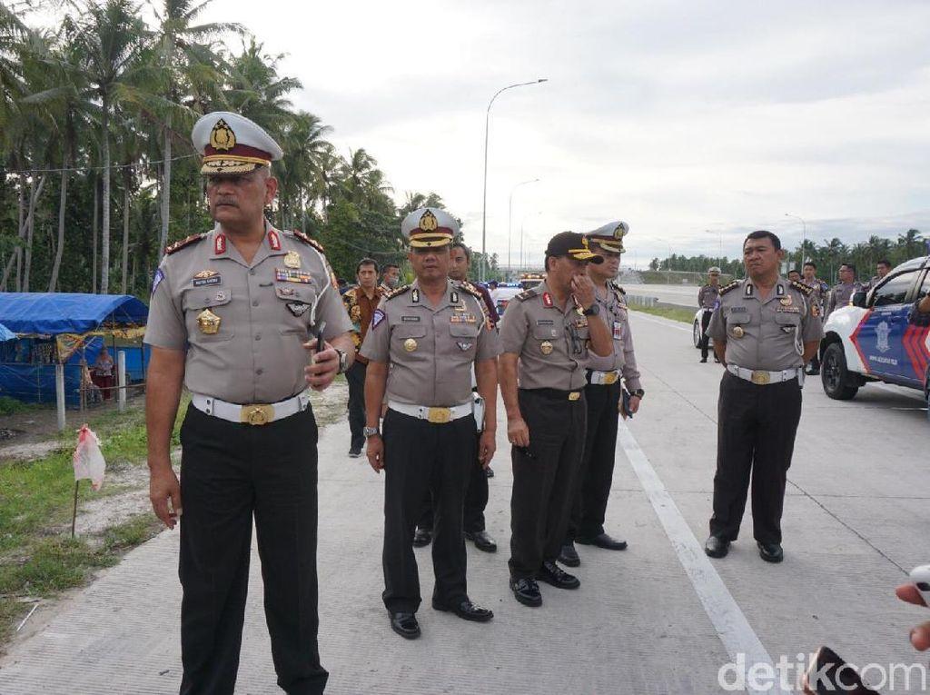 Kakorlantas Akan Evaluasi Kesiapan Tol Fungsional Trans Sumatera untuk Mudik