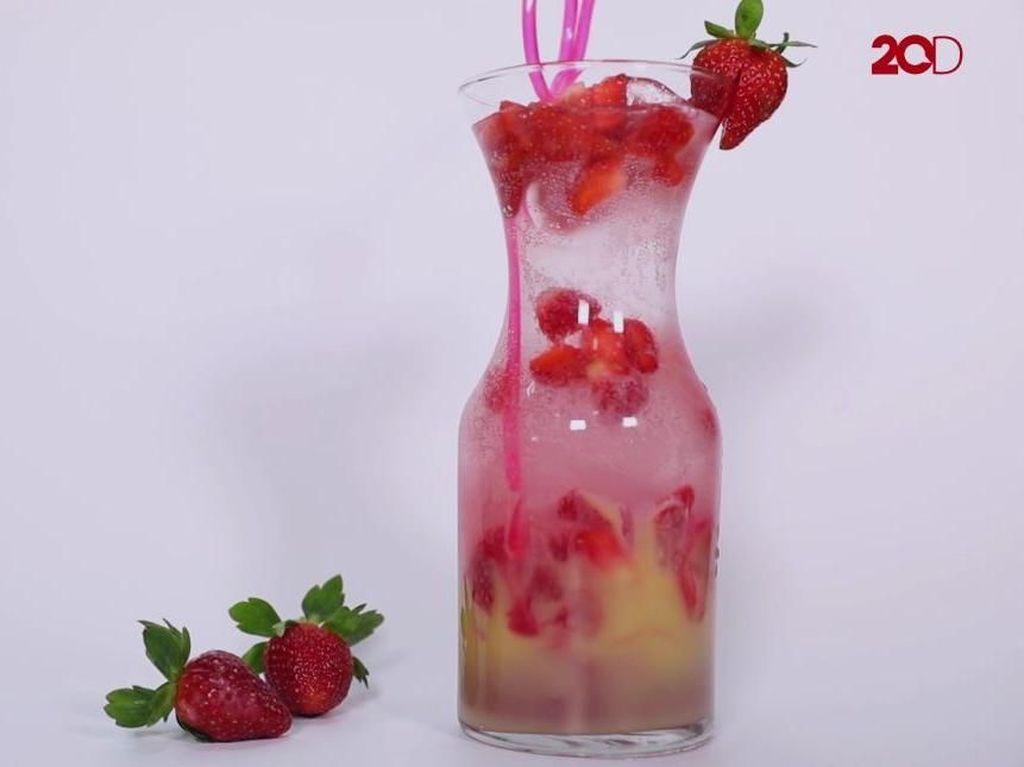 Buka Puasa Gembira dengan Strawberry Gembira