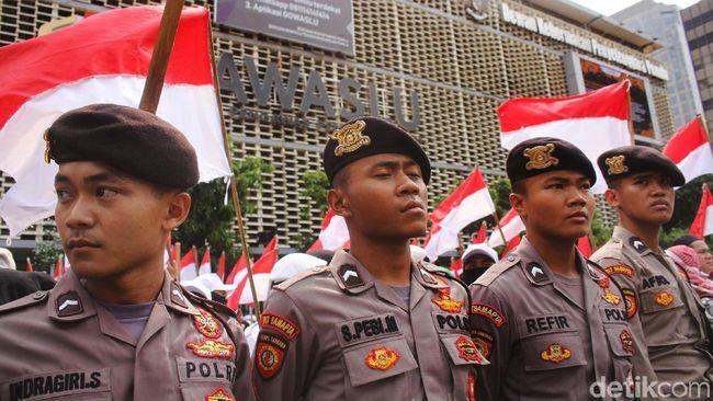 Berita Polisi Sebut Demo di Bawaslu Berbuntut Ricuh karena Ulah Provokator Jumat 20 September 2019