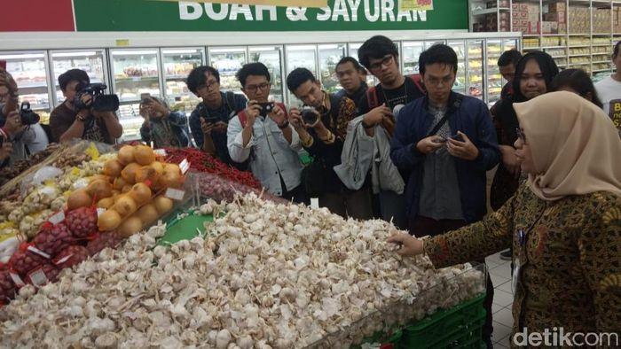 Dirjen Perdagangan Dalam Negeri Kemendag Tjahya Widayanti/Foto: Herdi Alif Al Hikam/detikcom