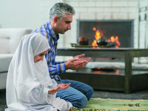 Ajarkan Si Kecil Doa Menghilangkan Rasa Takut