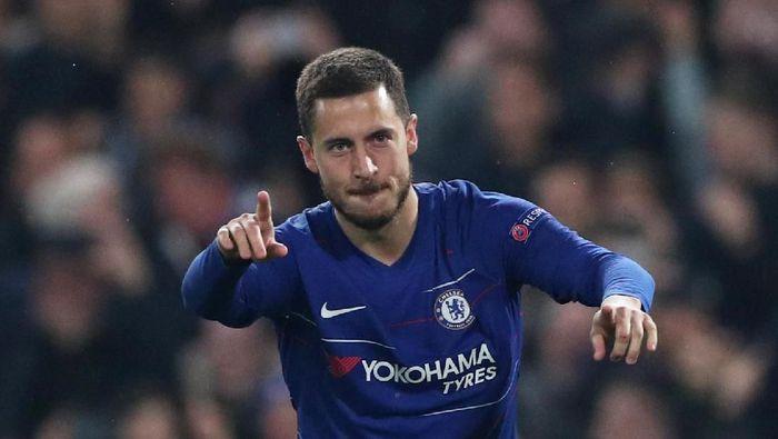 Chelsea diselimuti rumor-rumor menuju final Liga Europa. (Foto: Hannah Mckay/Reuters)