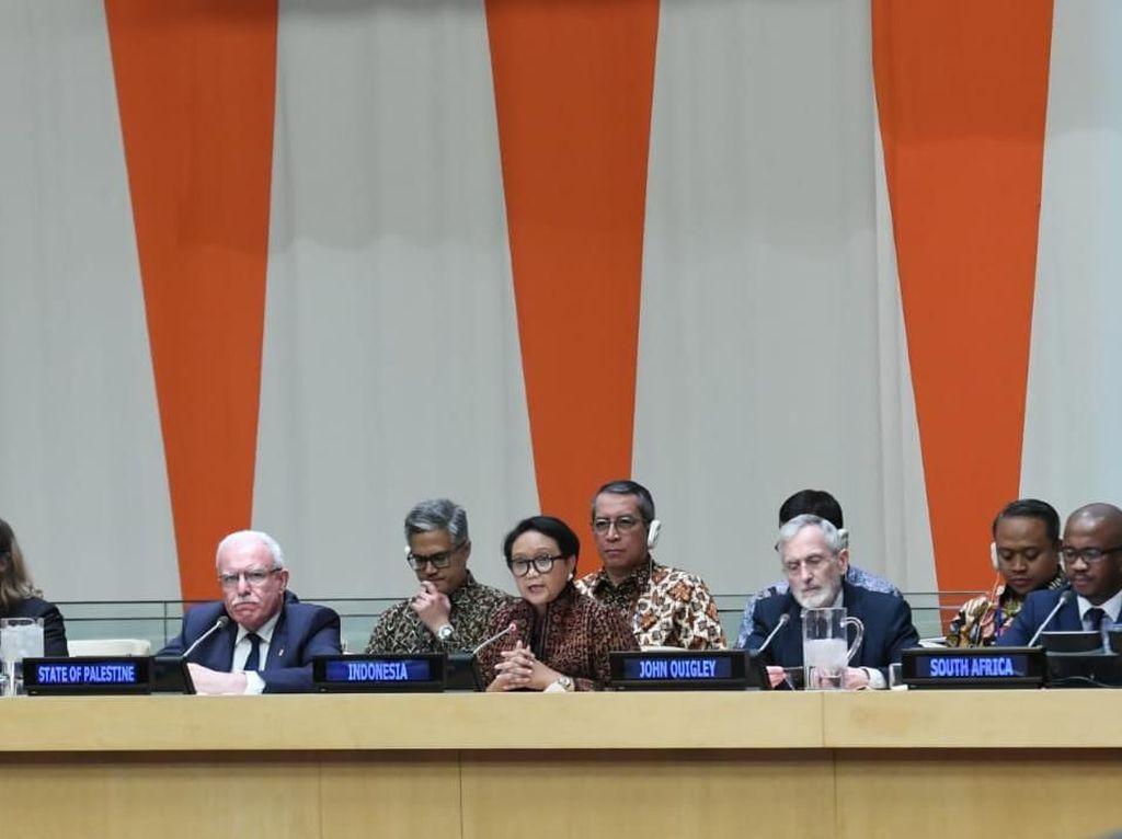 AS Kecam Pertemuan DK PBB Soal Israel, RI Tegaskan Dukung Palestina
