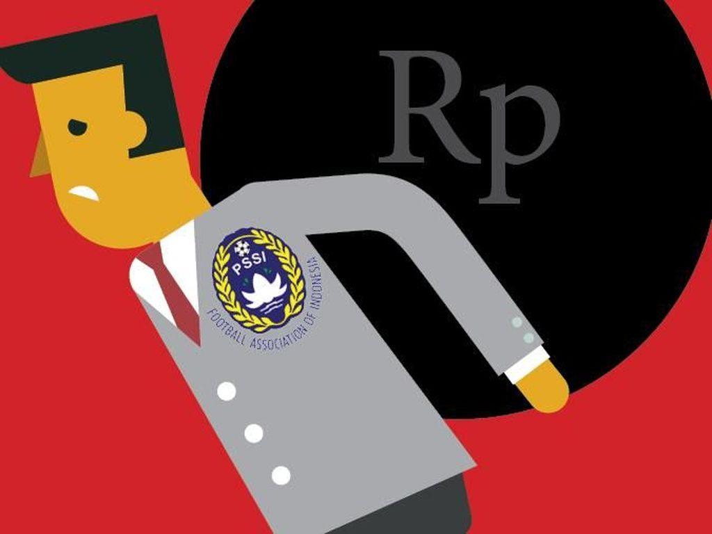 PSSI Lunasi Utang kepada Nine Sport Rp 2,1 M