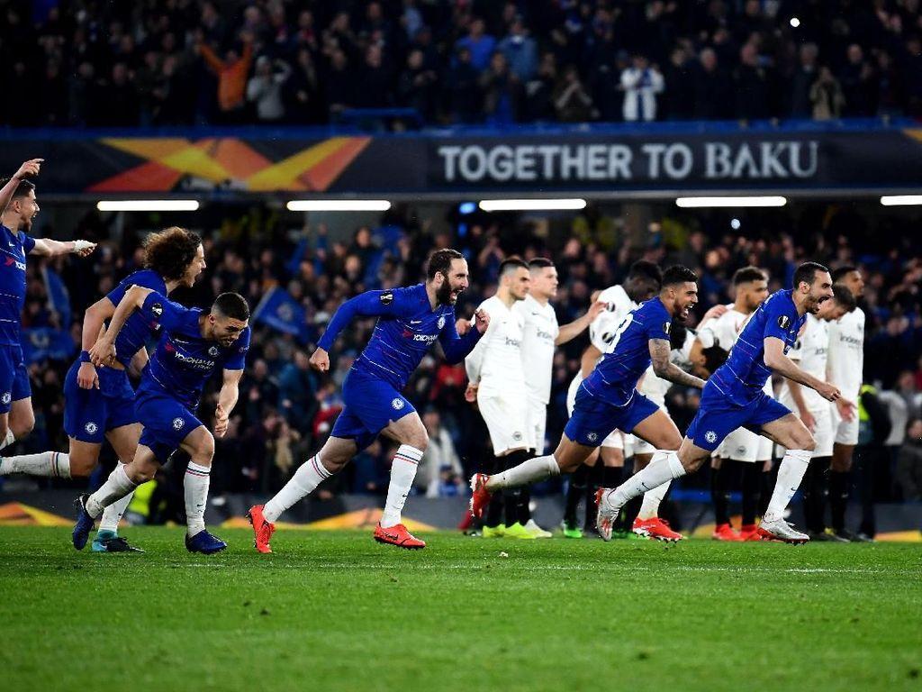 Level Kompetisi yang Tinggi Bawa 4 Tim Inggris Kuasai Eropa