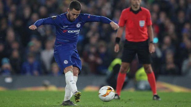 Antar Chelsea ke Final, Hazard Bimbang ke Madrid