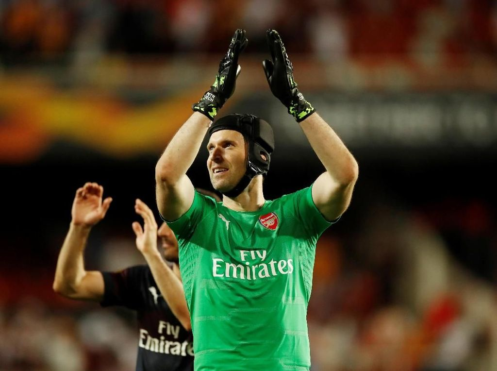 Final Liga Europa, Laga Perpisahan Sempurna untuk Cech