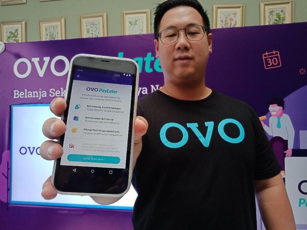 Manjakan Shopaholic, OVO Tawarkan Cicilan hingga 12 Bulan