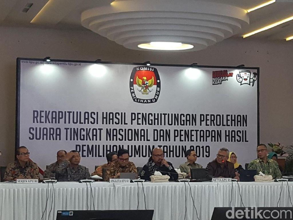 Rekapitulasi Nasional Digelar KPU, Dimulai dari Provinsi Bali