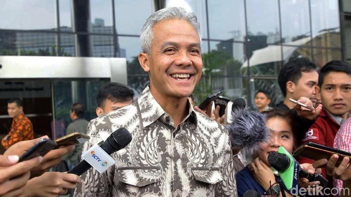 Gubernur Jateng Ganjar Pranowo (Foto: Grandyos Zafna)